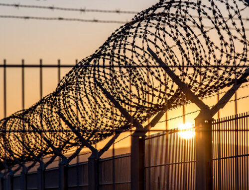 Insights from a former Inmate